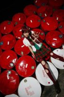 red Drums. by yui930