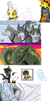 Iscribble Spam XD by VengefulSpirits
