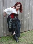 Red Pirate Roberts 35 by HiddenYume-stock