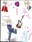 Ross Lynch Gift by BabyPhat268