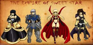 The Empire of Sweet Star by kamon-san