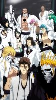 Espada Bleach by aConst