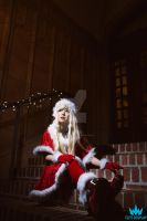 Chobits Christmas by lillybearbutt