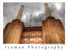 Battersea Power Station 08 by IcemanUK