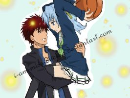 Kuroko no Basket fanart by I-am-Miss-Duckie