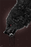 .: Black Chaos :. by WhiteSpiritWolf