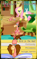MLP : A Bird in the Hoof - Movie Poster by pims1978
