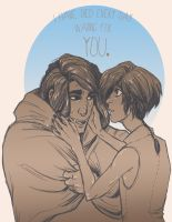 I Have Loved You For A Thousand Years by damsel-in-distrust