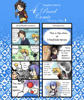 Kh 4 panel comic bsb 1 by yellowhima