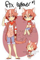 AX leftover adopt 1 (ended) by Steamed-Bun