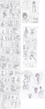 Soul Eater comics and doodles by Z-Raid