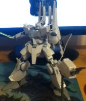 A New Model Joins The Hanger!: Silver Bullet by Dield