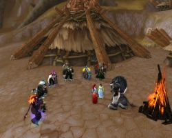A RP mate ceremony event! by TribeofTrolls