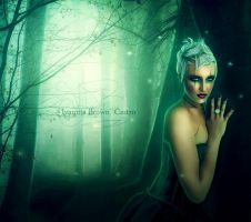 Mystic forest by Ivannia03
