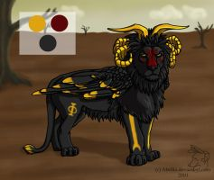 Lion Design - For Sale by Abellia