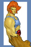 Lion-O by tommyknocka211
