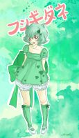 bulbasaur 01 by Sparkly-Monster