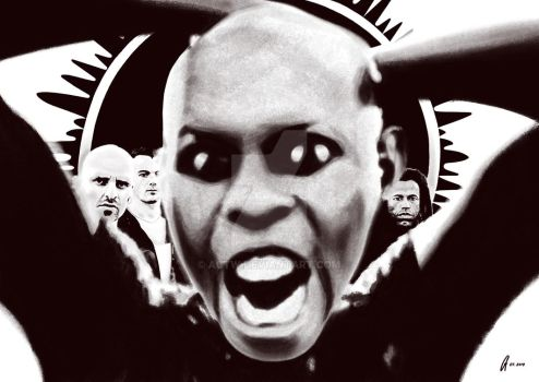 Skunk Anansie by ACTW