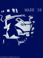 Iron Man Mark 38 by johnlloydbalucanag