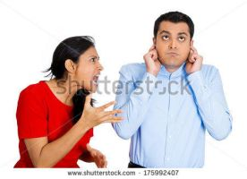 Stock-photo-closeup-portrait-of-stressed-couple-go by bIoody