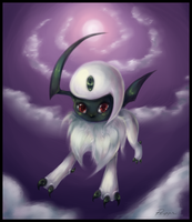 Absol by Psunna