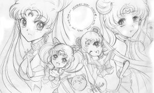 Sailormoon Lunar Circle by NekoponArt