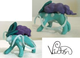 245 Suicune by VictorCustomizer