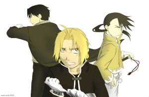 FMA: We have our reasons.. by mark331