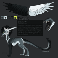 Tazer Reference V.3 by ChocolateFishFins
