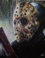 Jason : friday the 13th by vinnierealm