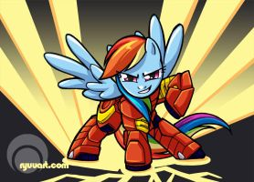iron mare by alienfirst