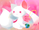 Kyubey's Magical Filter Rape by drill-tail
