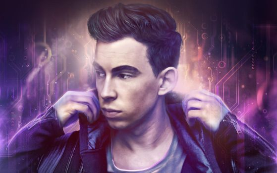 Hardwell - United We Are Wallpaper by AcerSense