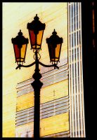 Lantern and Lines by thecell