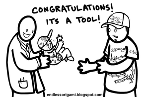 Congratulations by endlessorigami