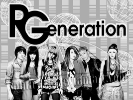 MONTAGE.~ RGeneration_Group by Solita-San