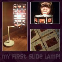 Slide Lamp by estranged-illusions