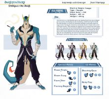 Darkstalkers Basilisk by Tigerhawk01