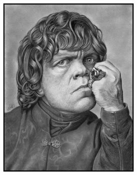 Tyrion Lannister by NicksPencil