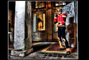 KR.Kuuga.actionHDR by wisephotography