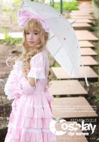 Agnesya the Lolita 01 by cosplayts