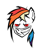 lol insane dashie by QQwich