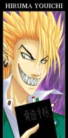 Eyeshield 21: The Extortionist by CoolBlueX