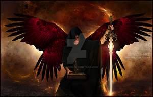 The Executor - Black Angel II by GeneRazART