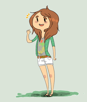 adventure tiff by snackoo