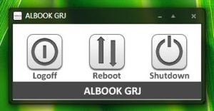 Albook GRJ by StopDreaming