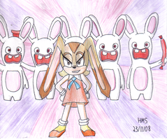 Cream's Army Of Total Horror by HMS-08