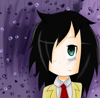 Tomoko by htfloveAPH