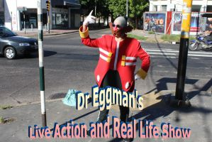 Dr Eggman Live Action and Real Life Show Episode 2 by ViluVector
