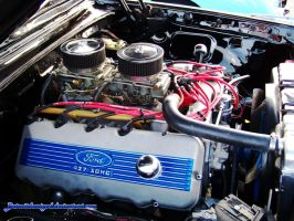 Ford 427 SOHC 'Cammer' by DetroitDemigod